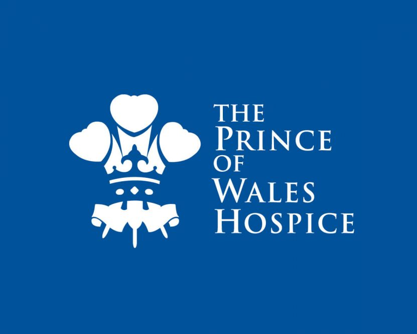 price of wales logo