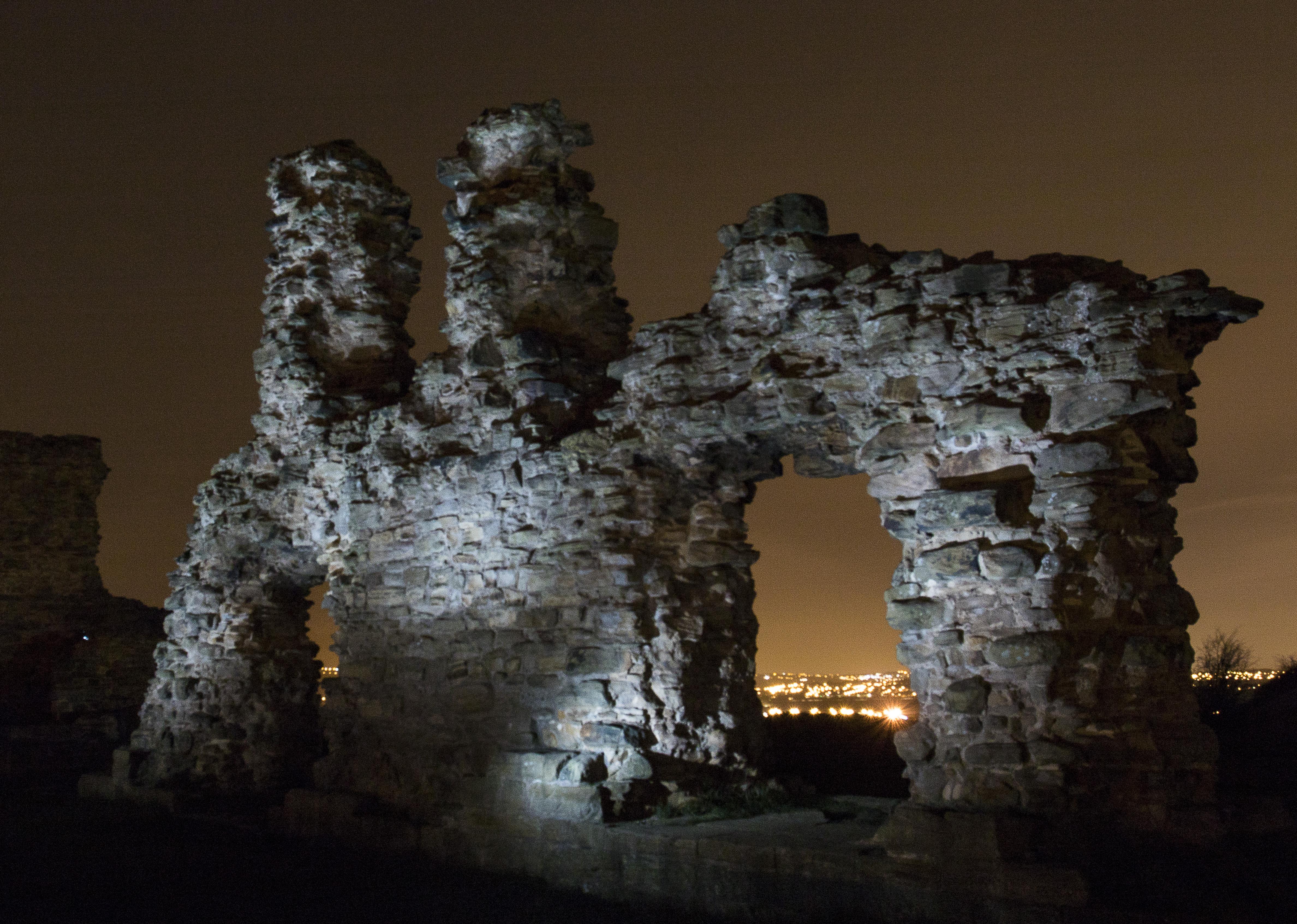 sandal Castle Ruins